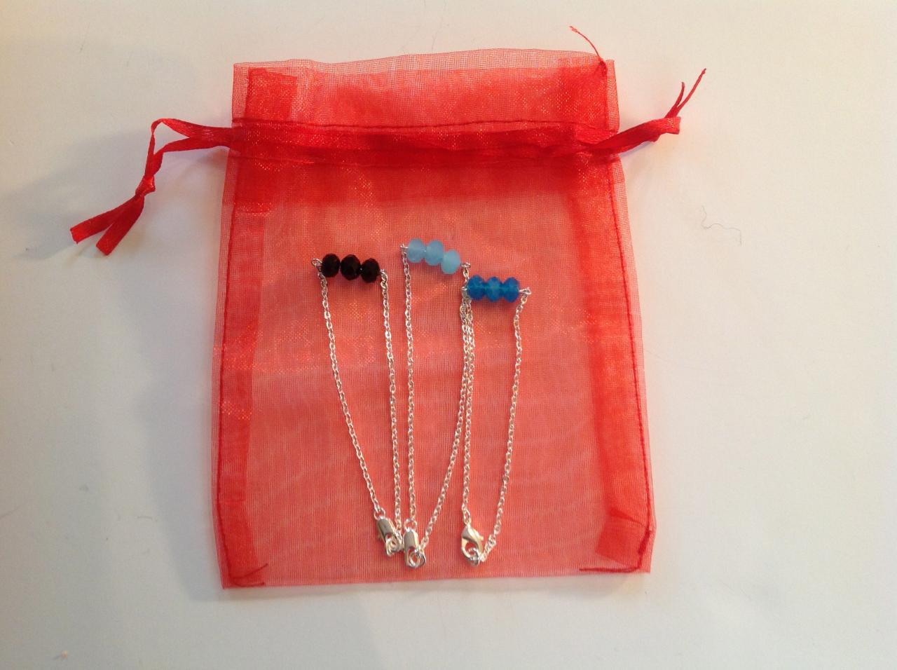Trio de perles à 11€