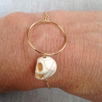 Skully et anneau MM à 22€