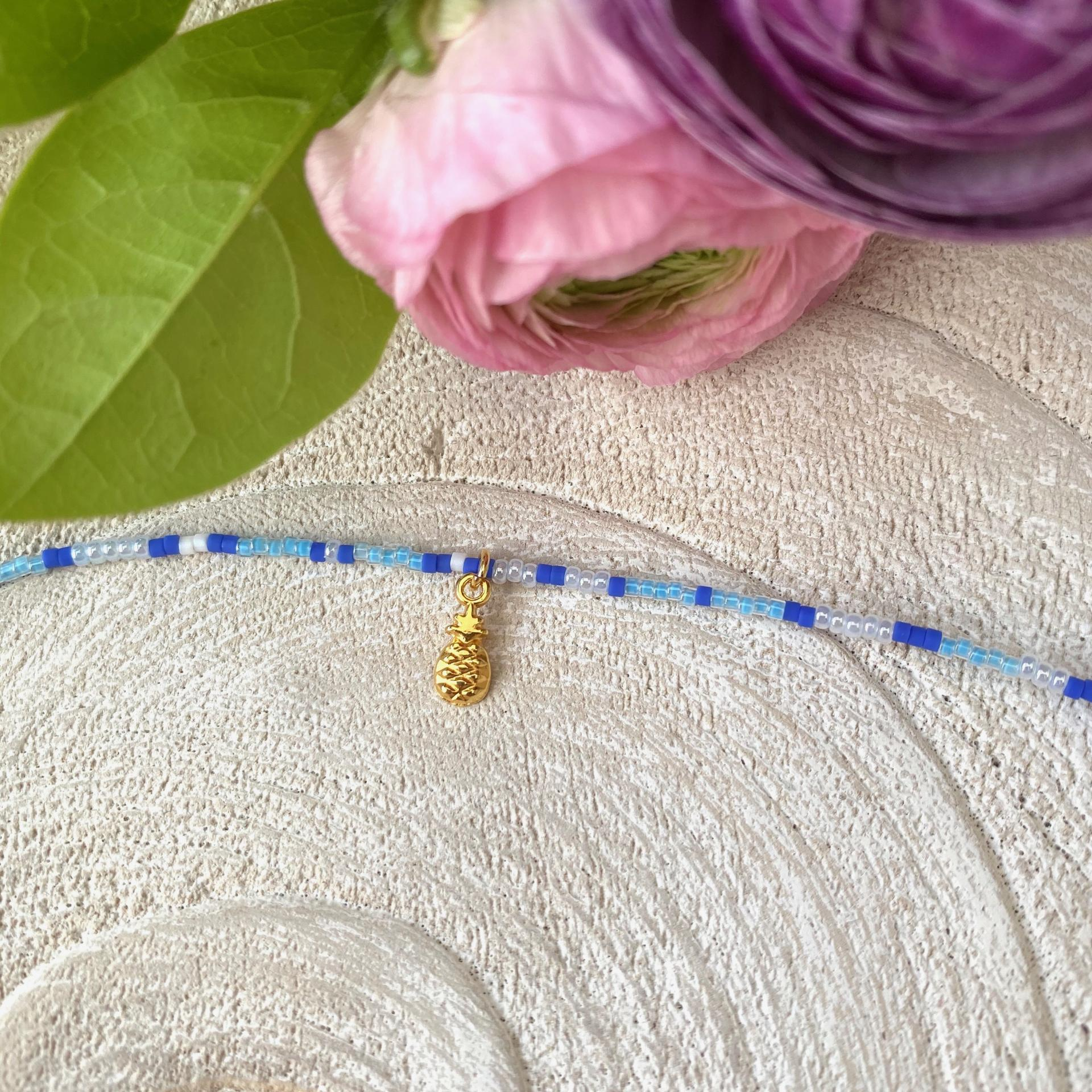 Bracelet perles Miyuki
