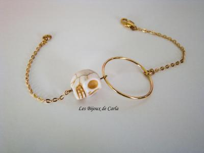 Skully et anneau